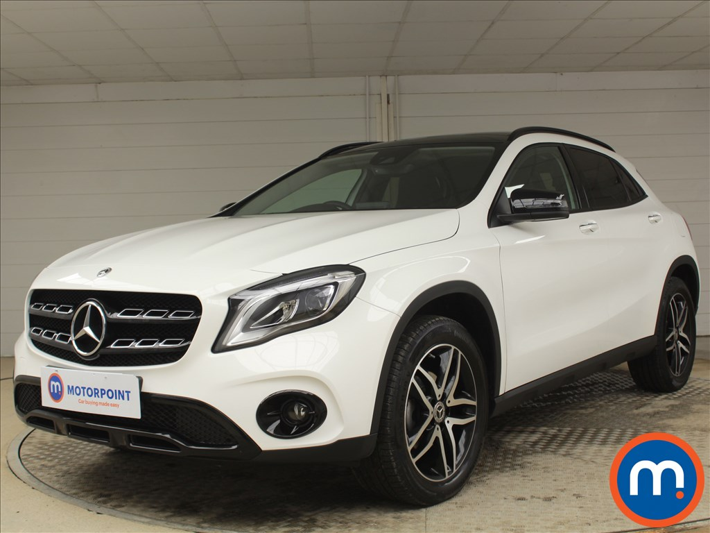 Mercedes-Benz Gla Class Urban Edition - Stock Number 1087335 Passenger side front corner