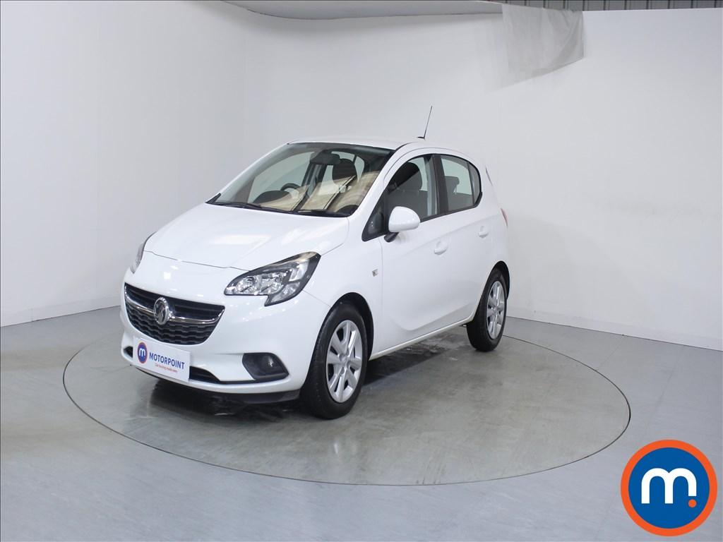 Vauxhall Corsa Design - Stock Number 1086603 Passenger side front corner
