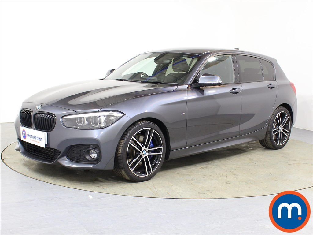BMW 1 Series M Sport Shadow Edition - Stock Number 1081419 Passenger side front corner
