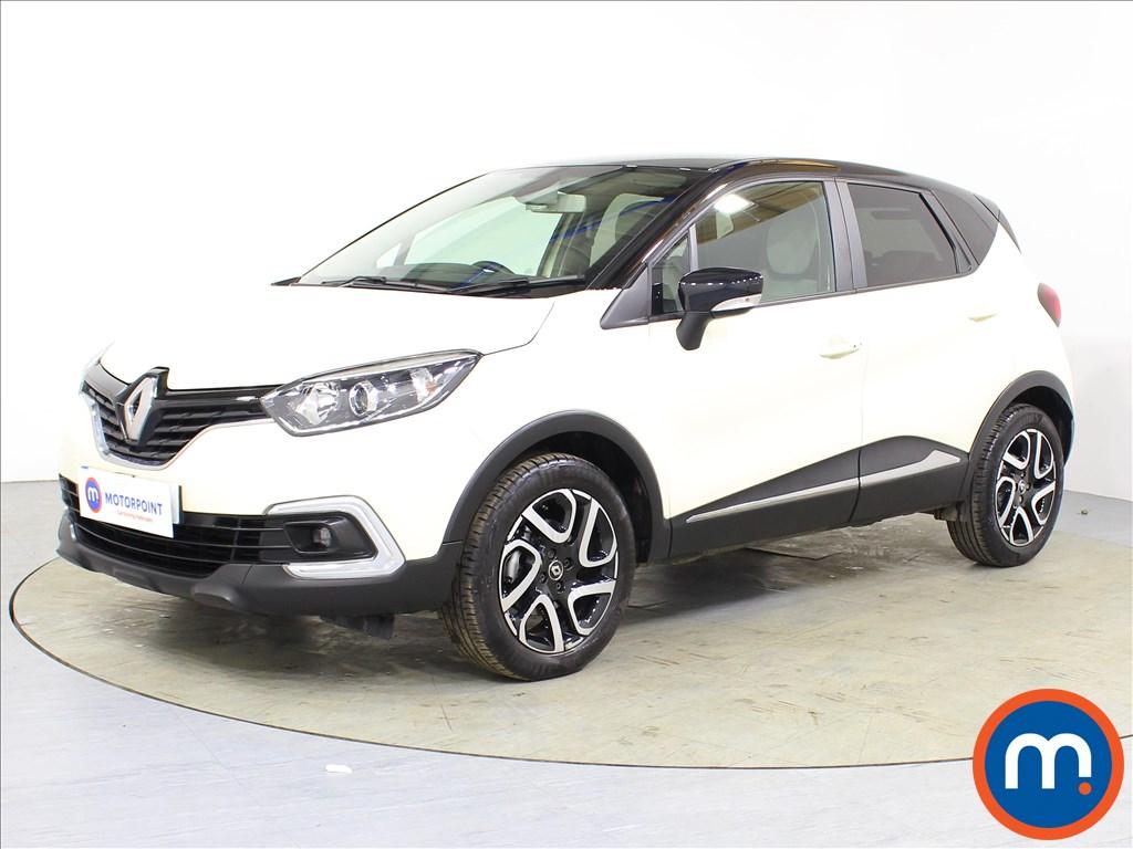 Renault Captur Iconic - Stock Number 1082154 Passenger side front corner