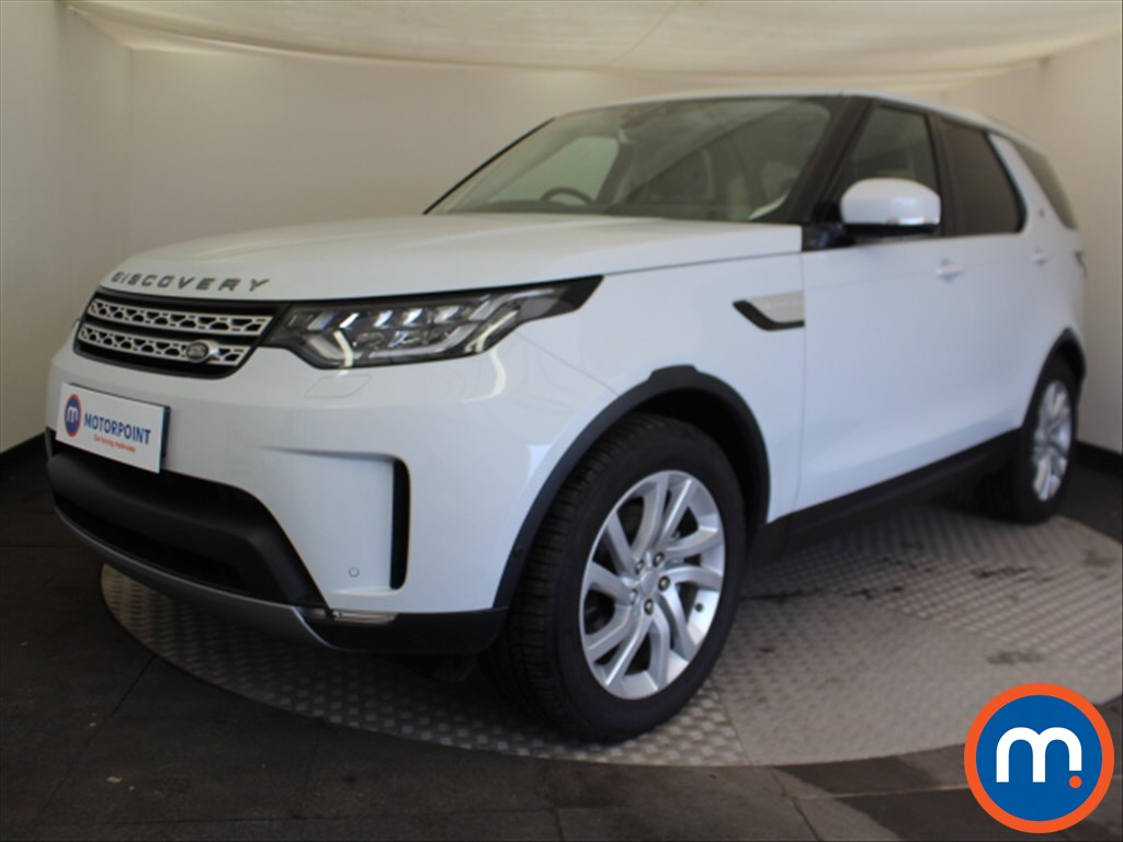Land Rover Discovery HSE - Stock Number 1086300 Passenger side front corner