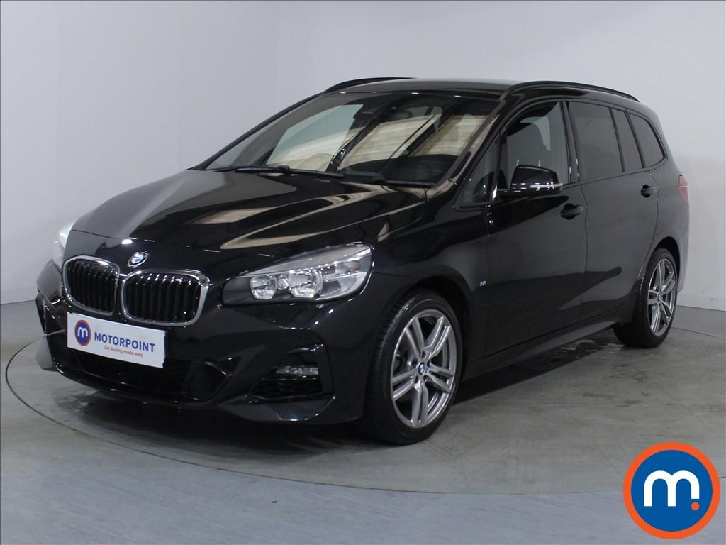 BMW 2 Series M Sport - Stock Number 1084087 Passenger side front corner