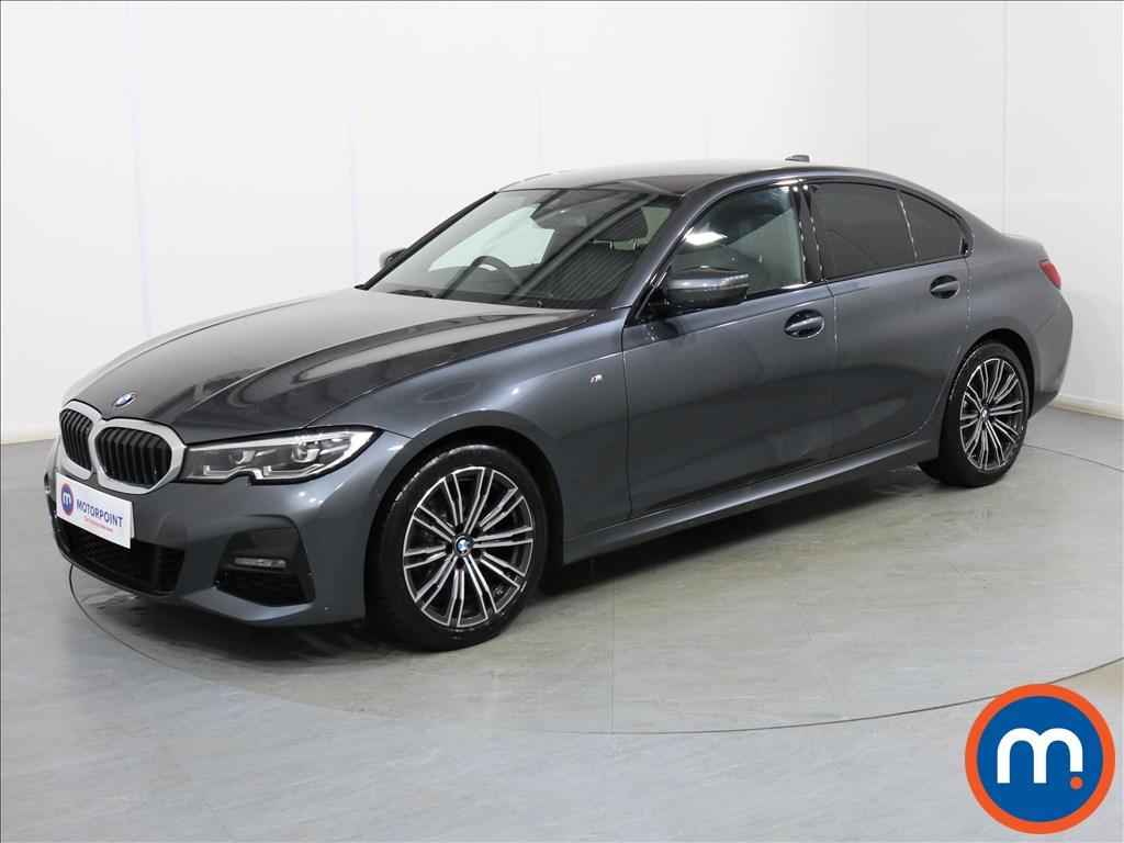 BMW 3 Series M Sport - Stock Number 1078843 Passenger side front corner
