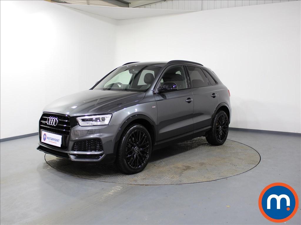 Audi Q3 Black Edition - Stock Number 1088256 Passenger side front corner