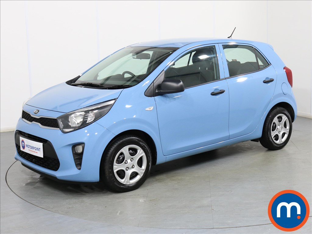 KIA Picanto 1 - Stock Number 1083752 Passenger side front corner
