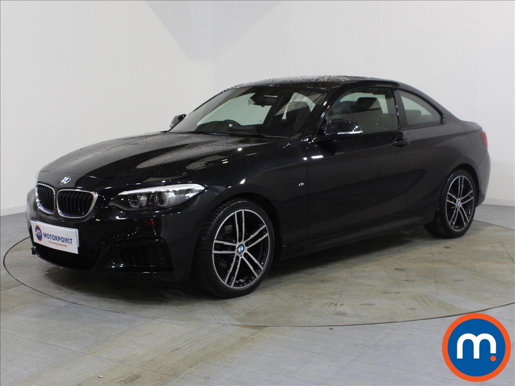 BMW 2 Series M Sport - Stock Number 1083244 Passenger side front corner