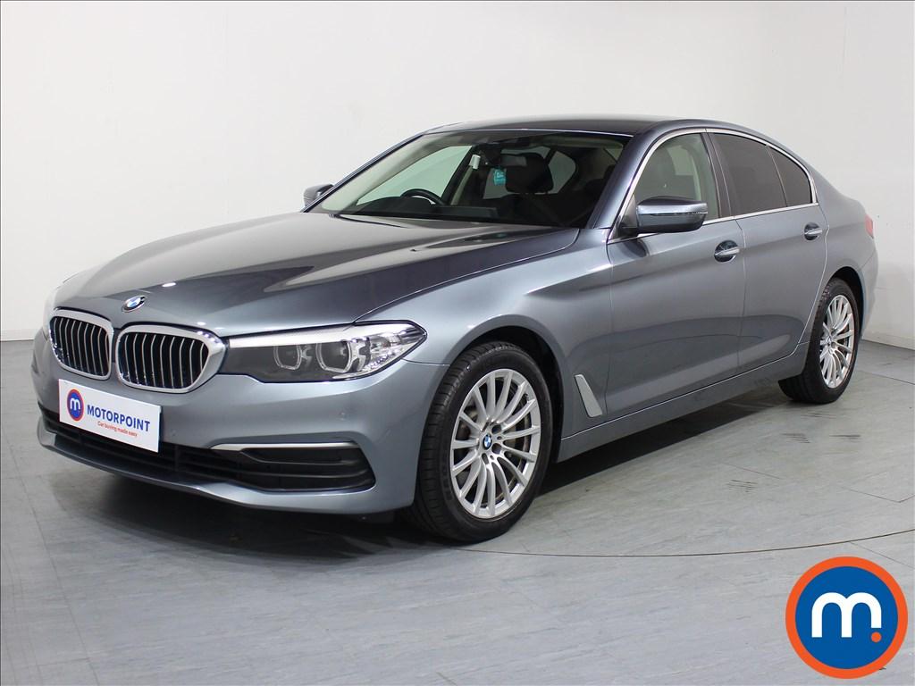 BMW 5 Series SE - Stock Number 1087207 Passenger side front corner