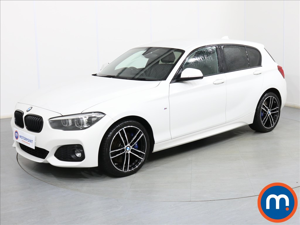 BMW 1 Series M Sport Shadow Edition - Stock Number 1087696 Passenger side front corner