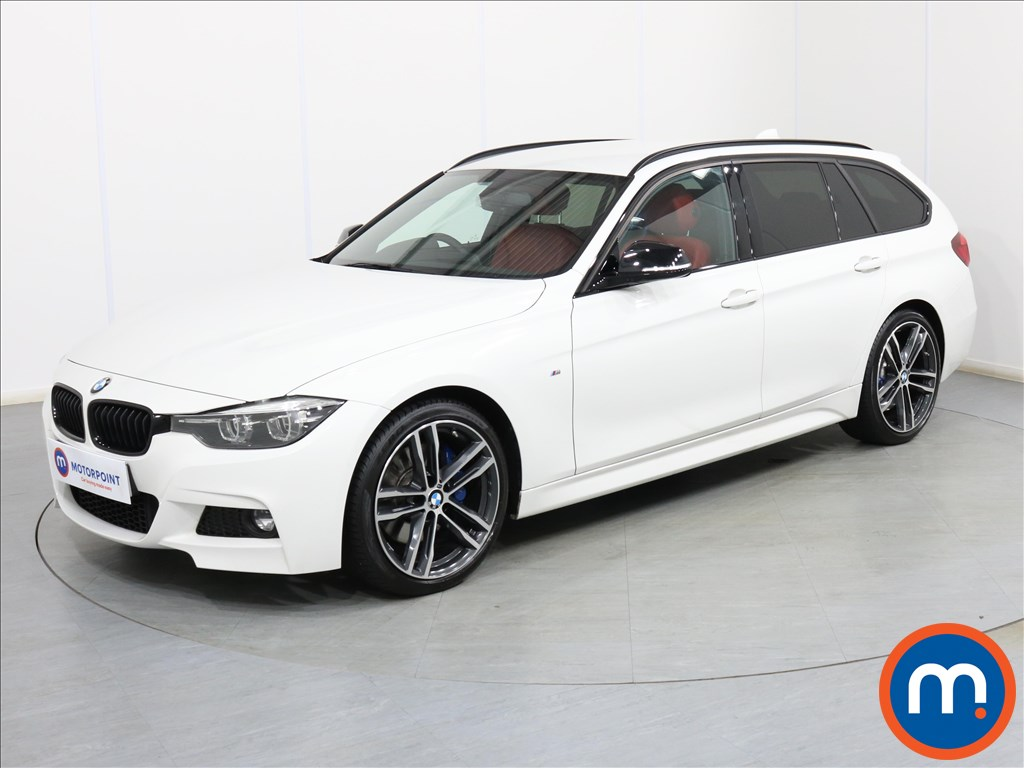 BMW 3 Series M Sport Shadow Edition - Stock Number 1089379 Passenger side front corner