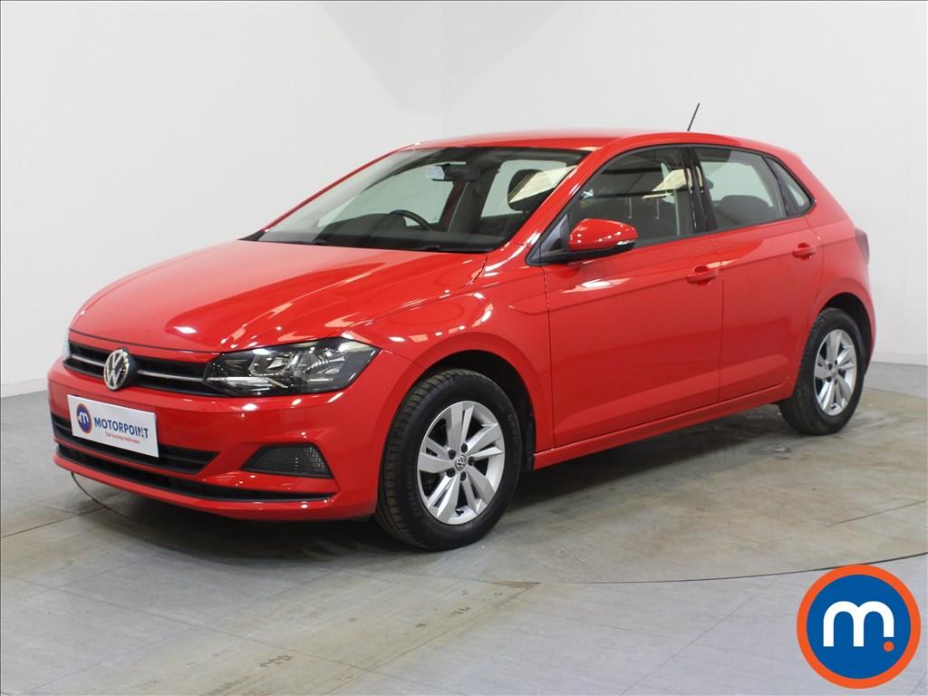 Volkswagen Polo SE - Stock Number 1088505 Passenger side front corner