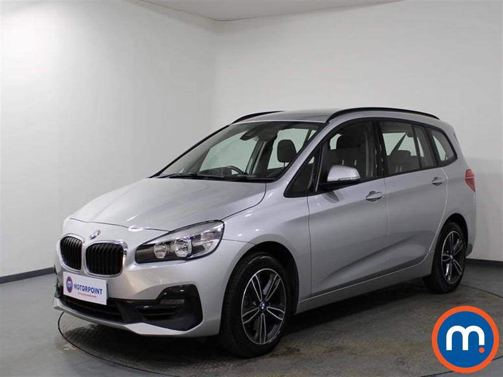 BMW 2 Series Sport - Stock Number 1084028 Passenger side front corner