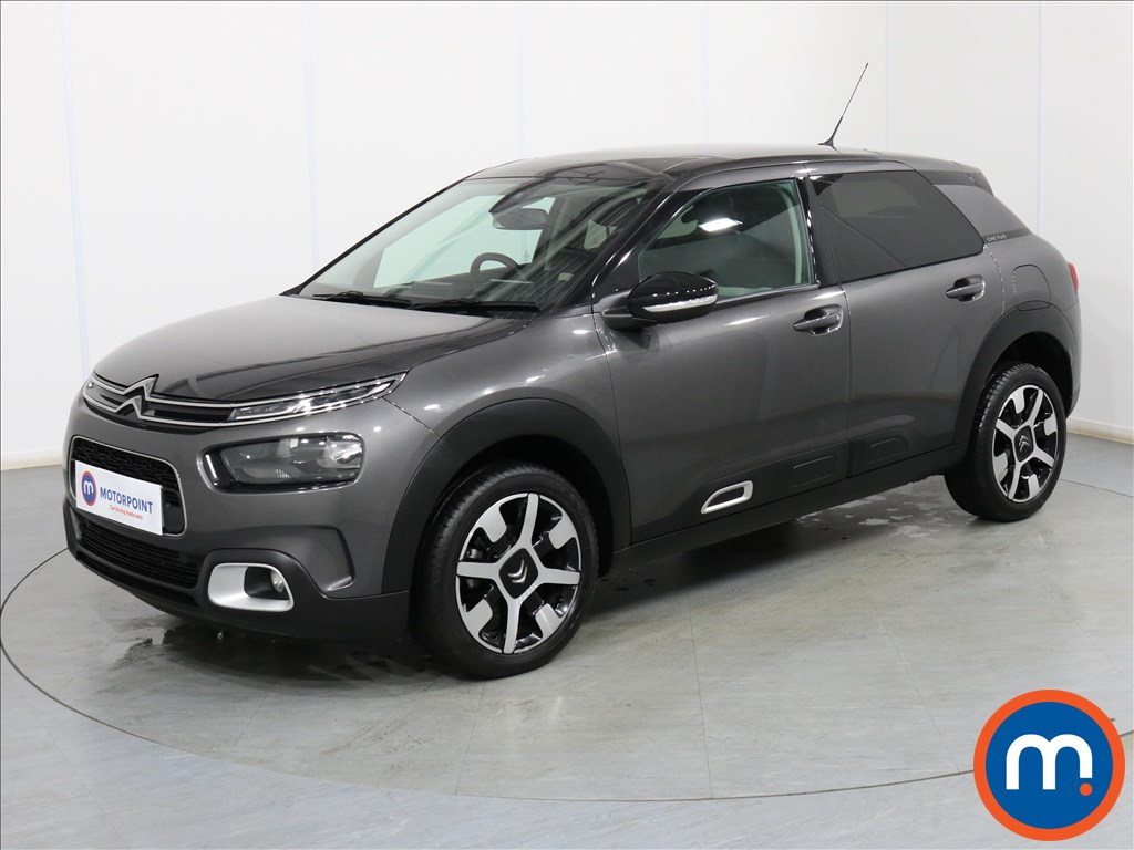Citroen C4 Cactus Flair - Stock Number 1085615 Passenger side front corner