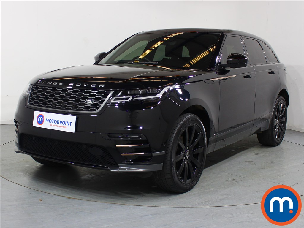 Land Rover Range Rover Velar R-Dynamic HSE - Stock Number 1085643 Passenger side front corner