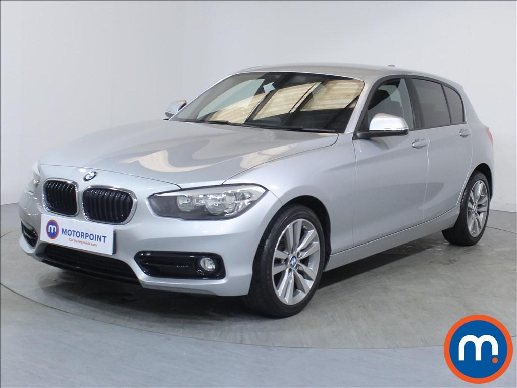 BMW 1 Series Sport - Stock Number 1086527 Passenger side front corner