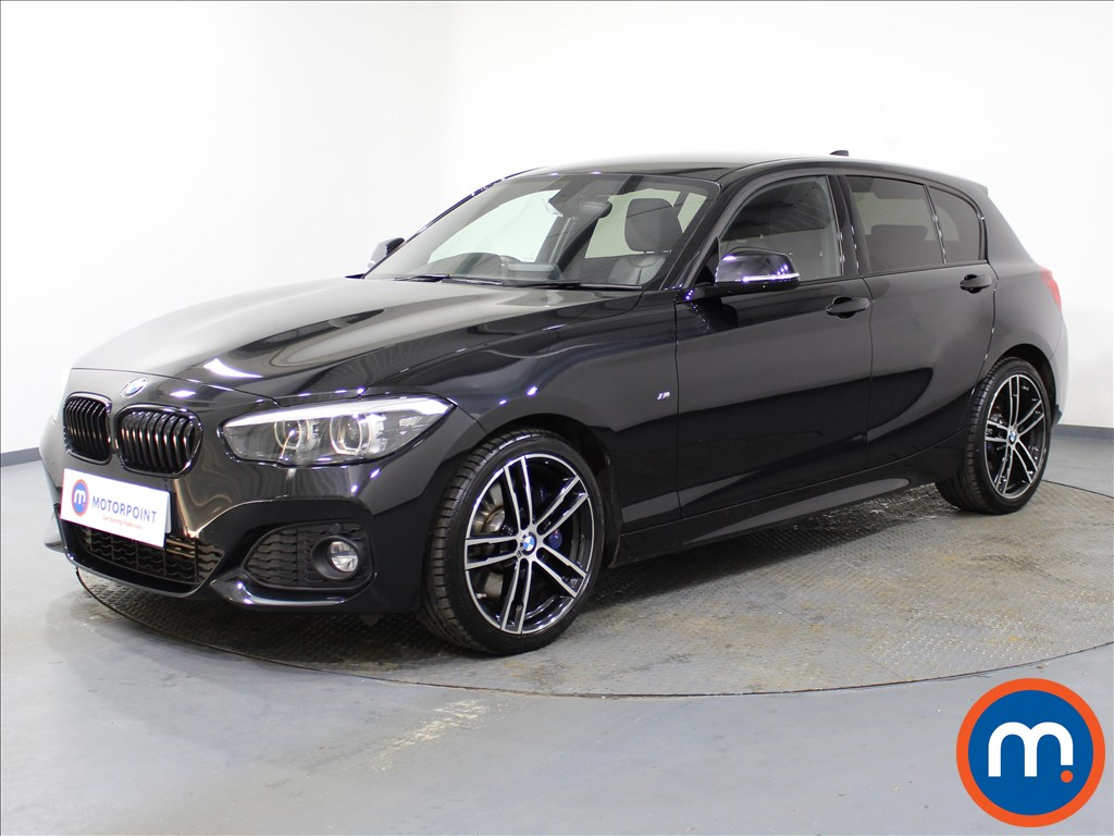 BMW 1 Series M Sport Shadow Edition - Stock Number 1081434 Passenger side front corner