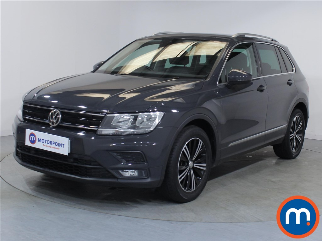 Volkswagen Tiguan SE Nav - Stock Number 1083442 Passenger side front corner
