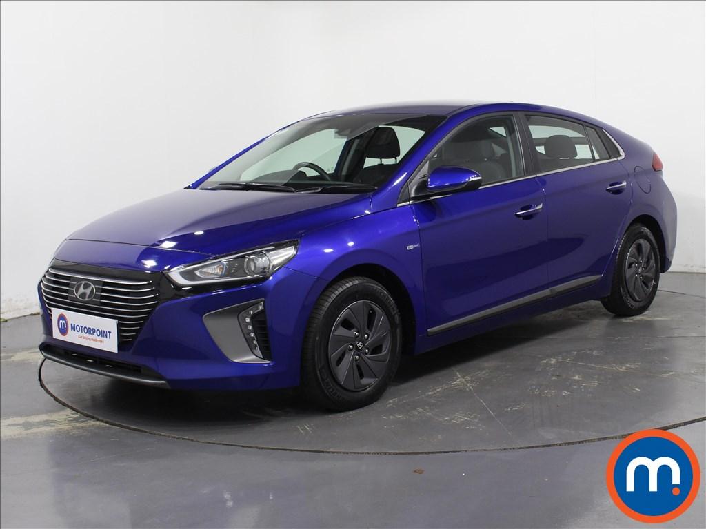 Hyundai Ioniq Premium - Stock Number 1080338 Passenger side front corner