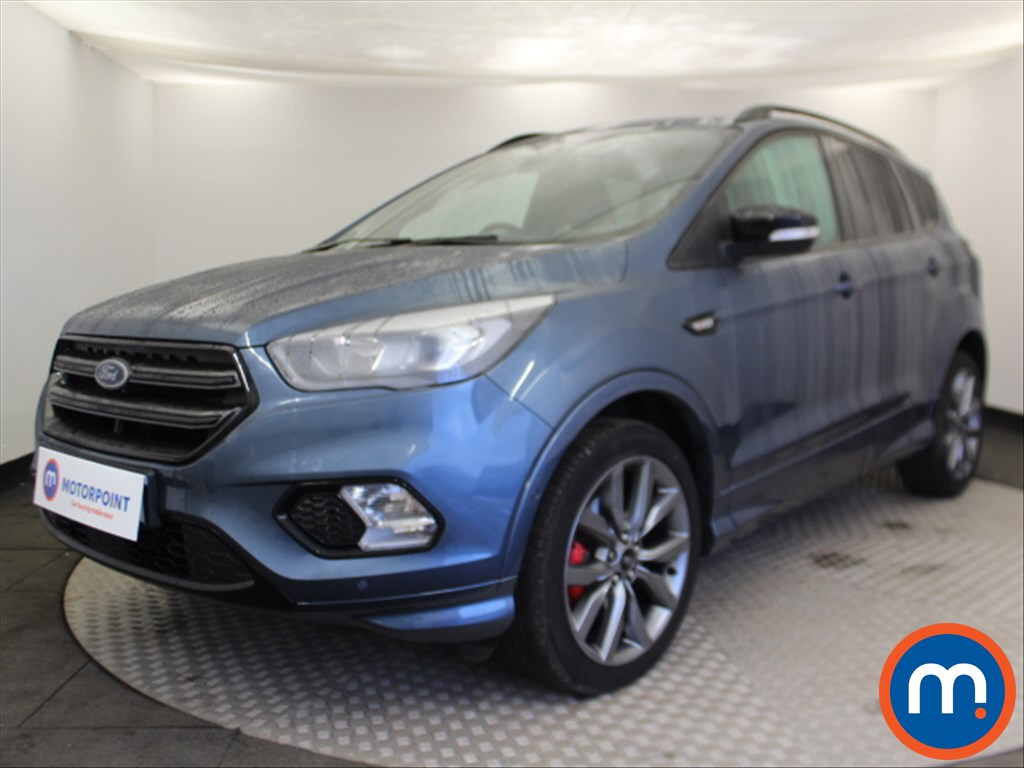 Ford Kuga ST-Line Edition - Stock Number 1087329 Passenger side front corner