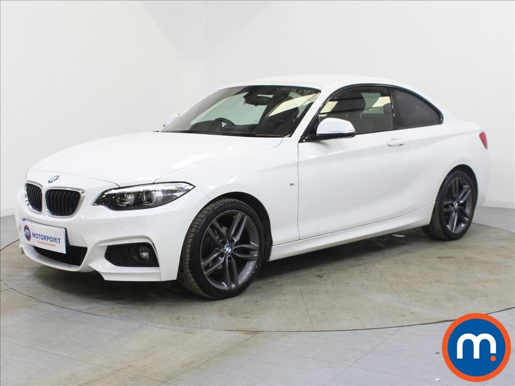 BMW 2 Series M Sport - Stock Number 1087189 Passenger side front corner