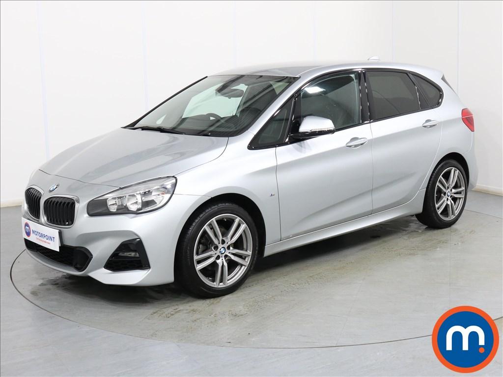 BMW 2 Series M Sport - Stock Number 1088665 Passenger side front corner