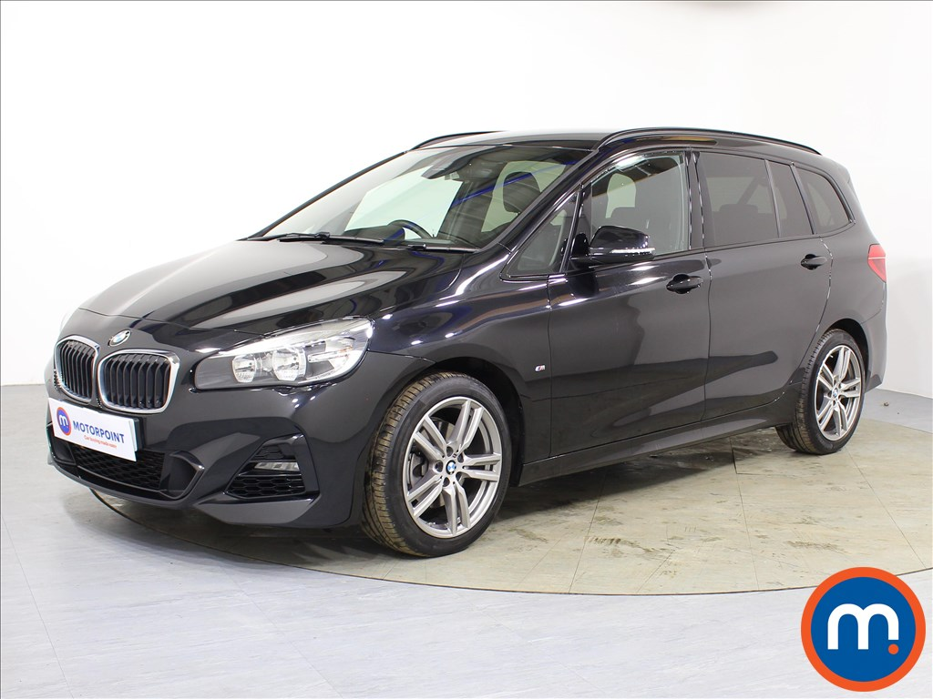 BMW 2 Series M Sport - Stock Number 1084132 Passenger side front corner