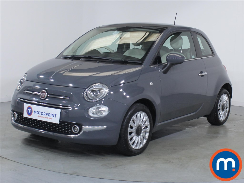 Fiat 500 Lounge - Stock Number 1082969 Passenger side front corner