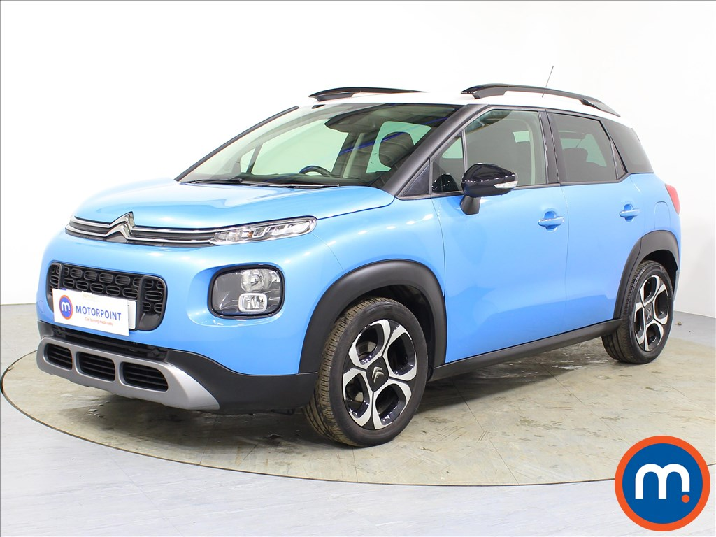 Citroen C3 Aircross Flair - Stock Number 1077704 Passenger side front corner