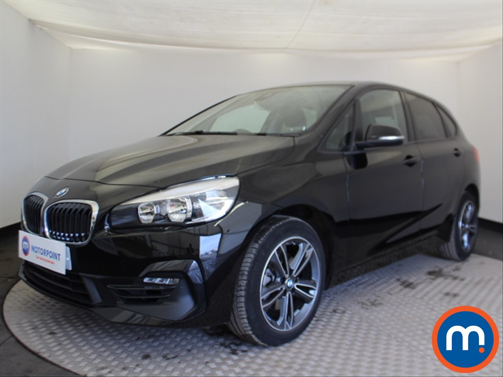BMW 2 Series Sport - Stock Number 1088183 Passenger side front corner