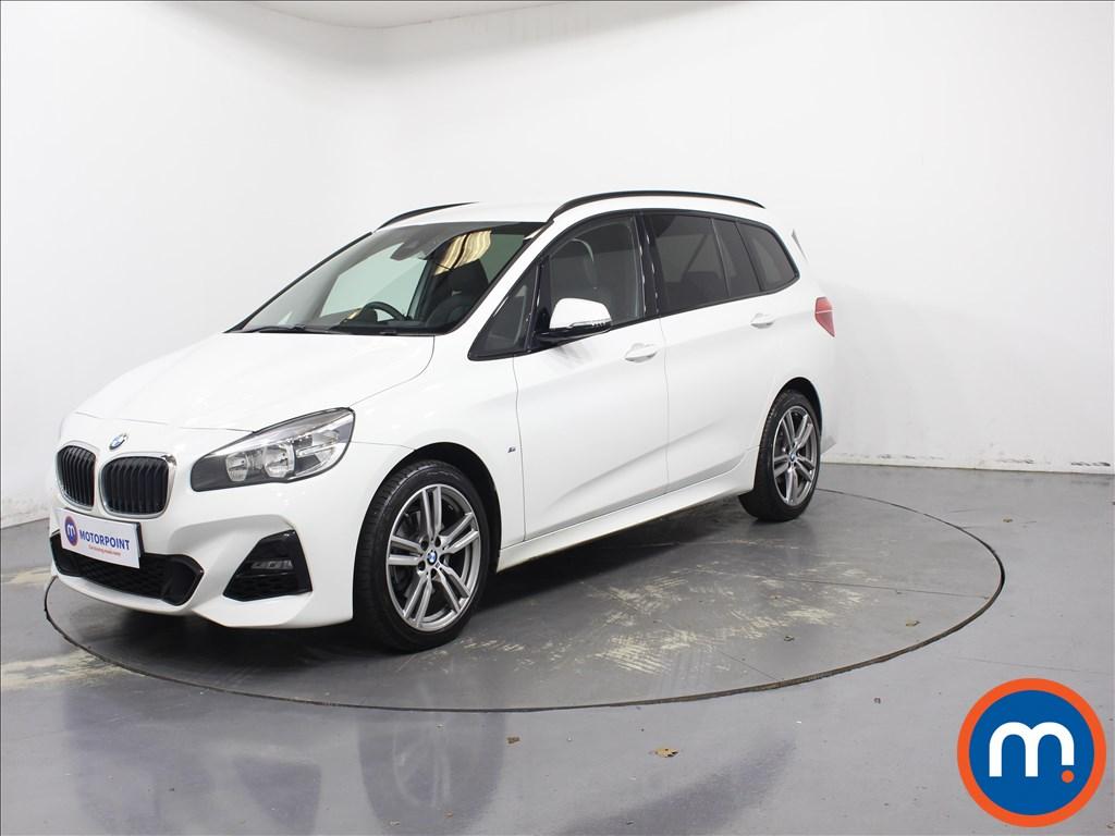 BMW 2 Series M Sport - Stock Number 1084145 Passenger side front corner