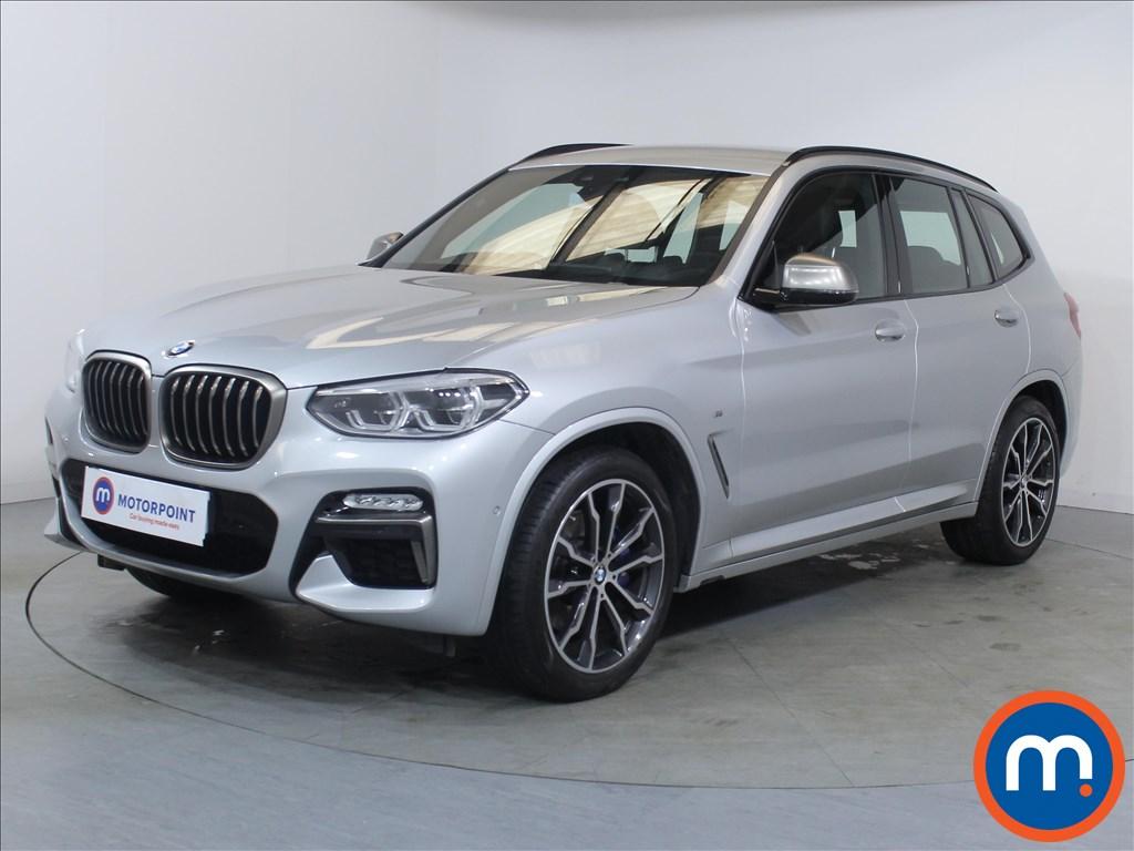 BMW X3 M40i - Stock Number 1085983 Passenger side front corner