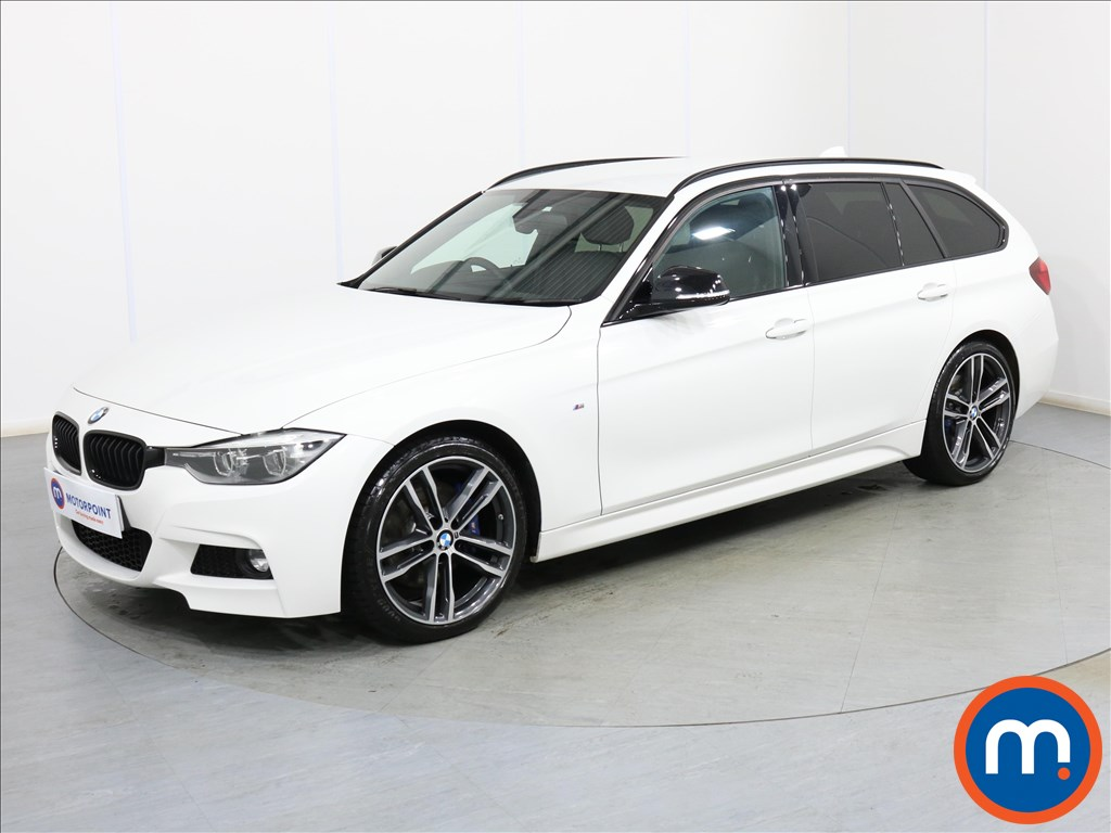 BMW 3 Series M Sport Shadow Edition - Stock Number 1083275 Passenger side front corner