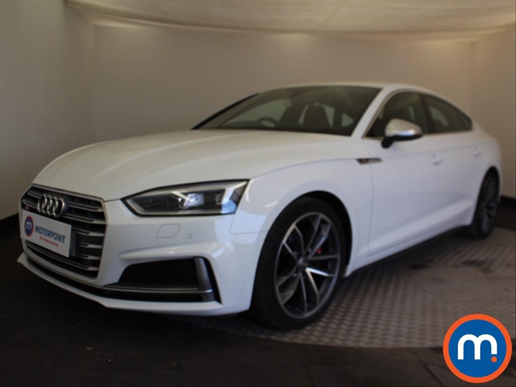 Audi A5 S5 - Stock Number 1088235 Passenger side front corner
