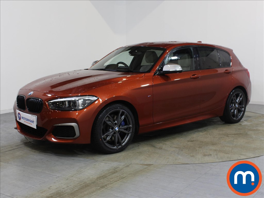 BMW 1 Series M140i Shadow Edition - Stock Number 1085975 Passenger side front corner