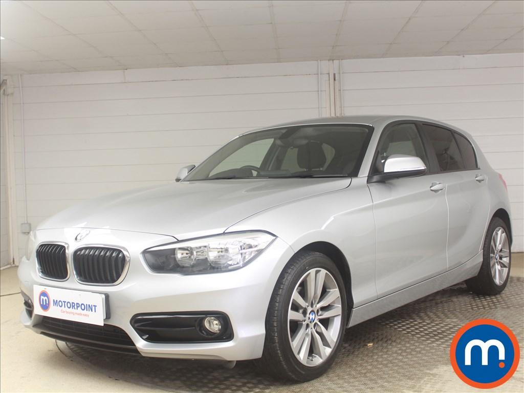 BMW 1 Series Sport - Stock Number 1086530 Passenger side front corner