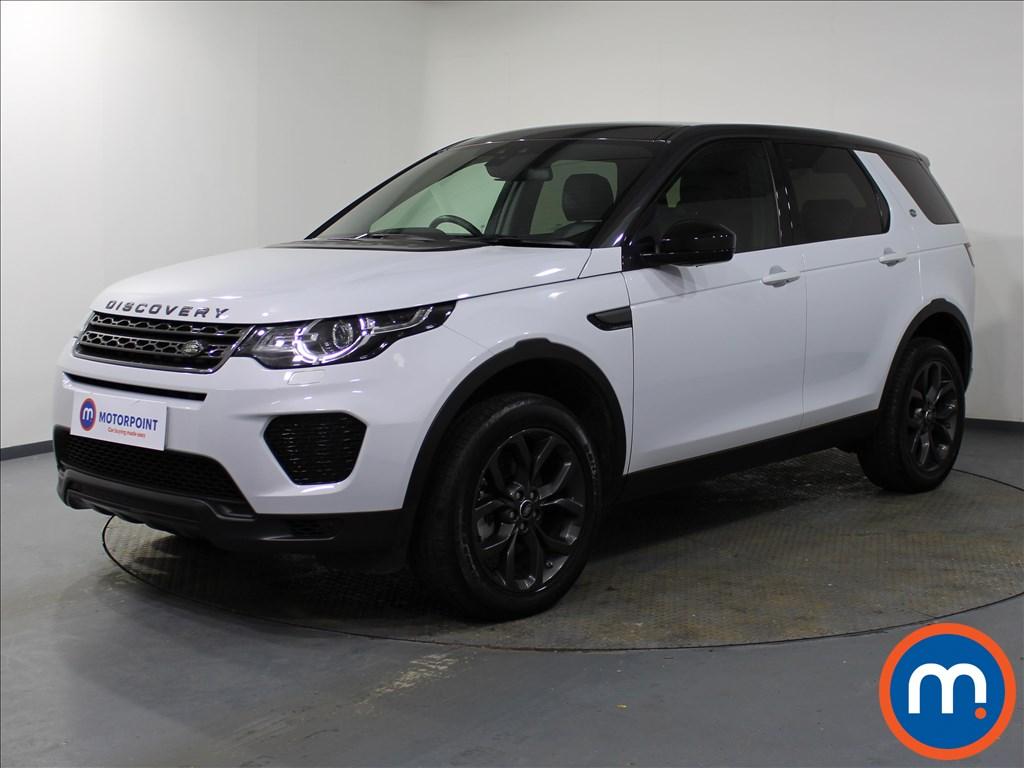 Land Rover Discovery Sport Landmark - Stock Number 1081747 Passenger side front corner