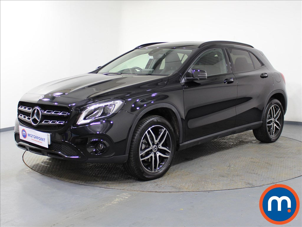 Mercedes-Benz Gla Class Urban Edition - Stock Number 1087323 Passenger side front corner