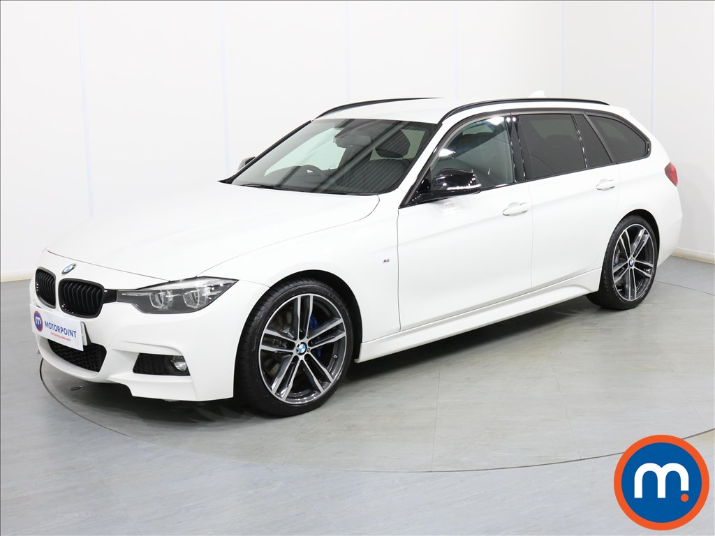 BMW 3 Series M Sport Shadow Edition - Stock Number 1083124 Passenger side front corner