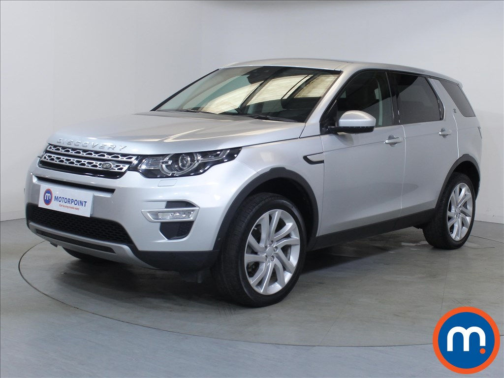 Land Rover Discovery Sport HSE Luxury - Stock Number 1086193 Passenger side front corner