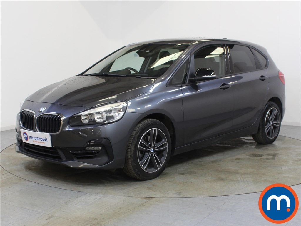 BMW 2 Series Sport - Stock Number 1089510 Passenger side front corner