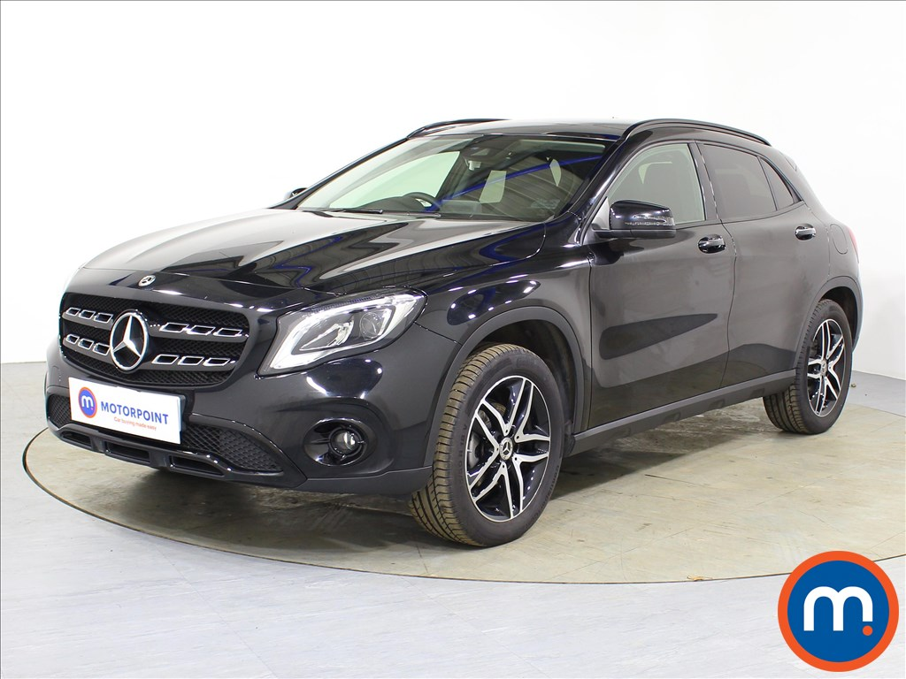 Mercedes-Benz Gla Class Urban Edition - Stock Number 1087336 Passenger side front corner