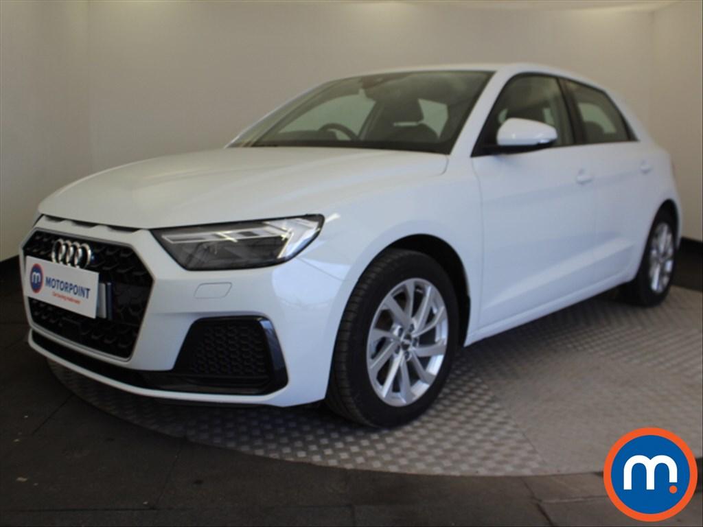 Audi A1 Sport - Stock Number 1088885 Passenger side front corner