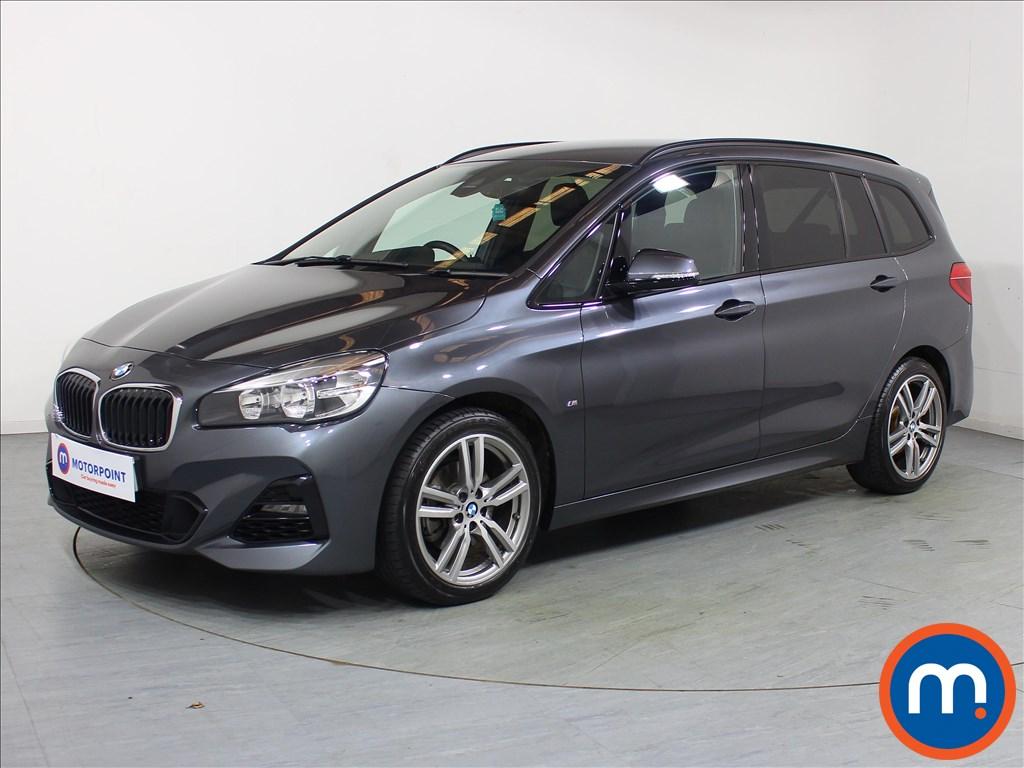 BMW 2 Series M Sport - Stock Number 1084159 Passenger side front corner