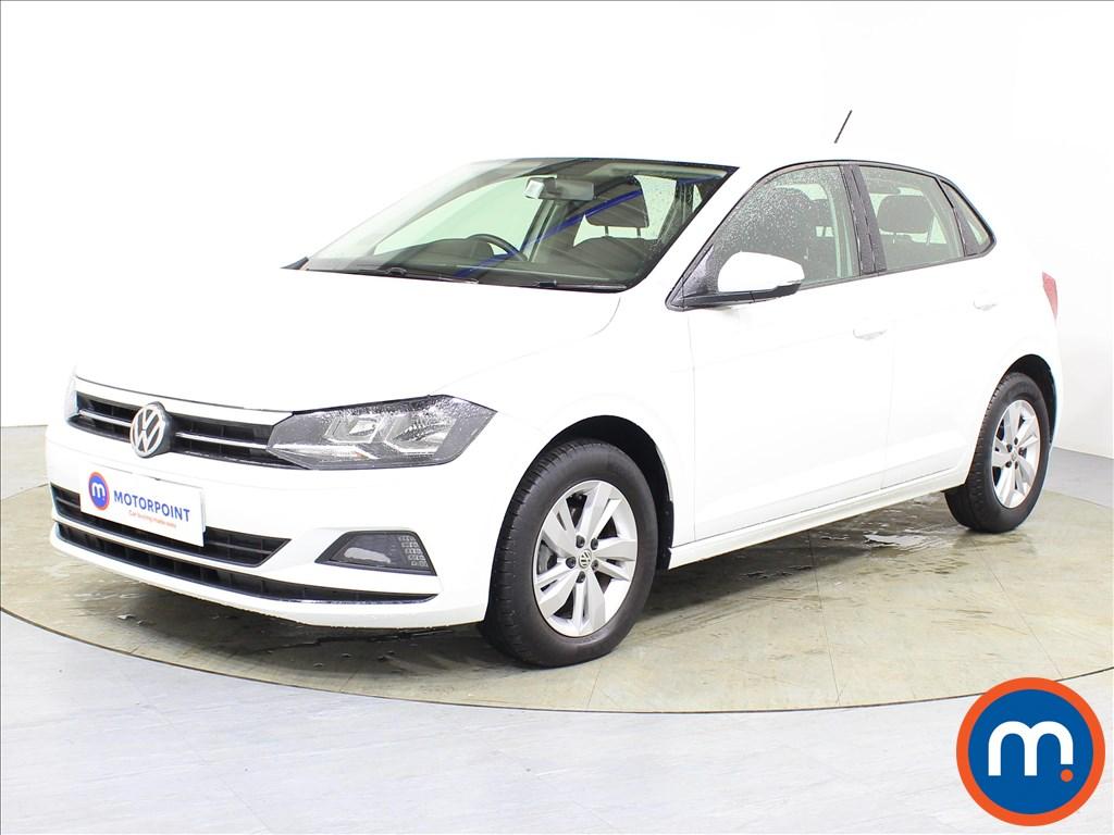 Volkswagen Polo SE - Stock Number 1088133 Passenger side front corner