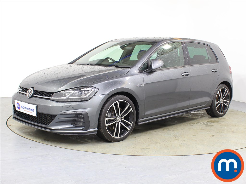 Volkswagen Golf GTD - Stock Number 1082340 Passenger side front corner