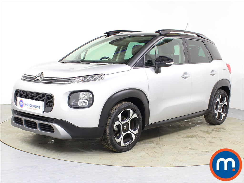 Citroen C3 Aircross Flair - Stock Number 1077774 Passenger side front corner