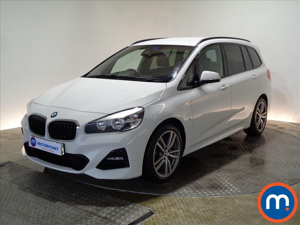 BMW 2 Series M Sport - Stock Number 1084124 Passenger side front corner