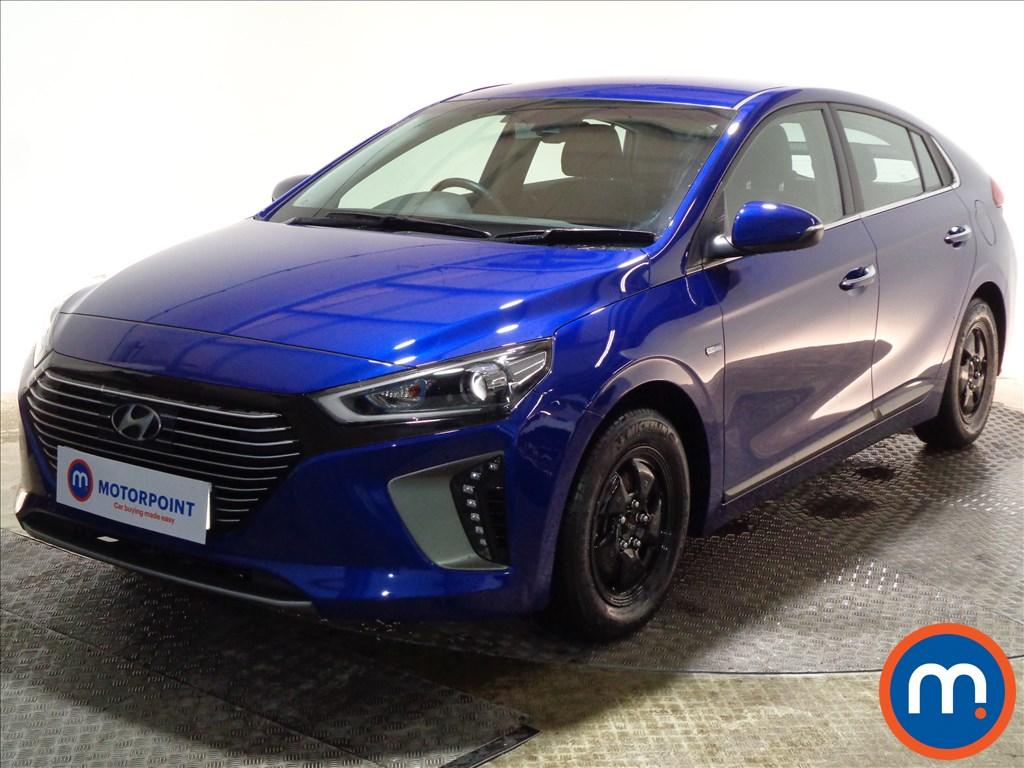 Hyundai Ioniq Premium - Stock Number 1080335 Passenger side front corner