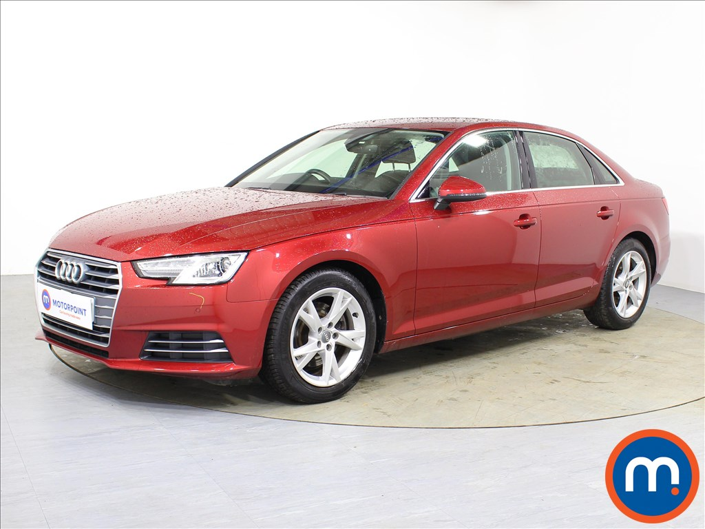 Audi A4 SE - Stock Number 1085864 Passenger side front corner