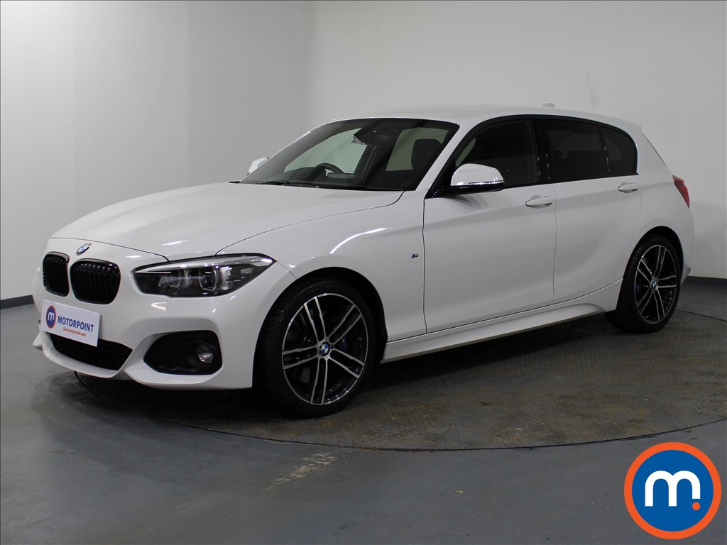 BMW 1 Series M Sport Shadow Edition - Stock Number 1088058 Passenger side front corner