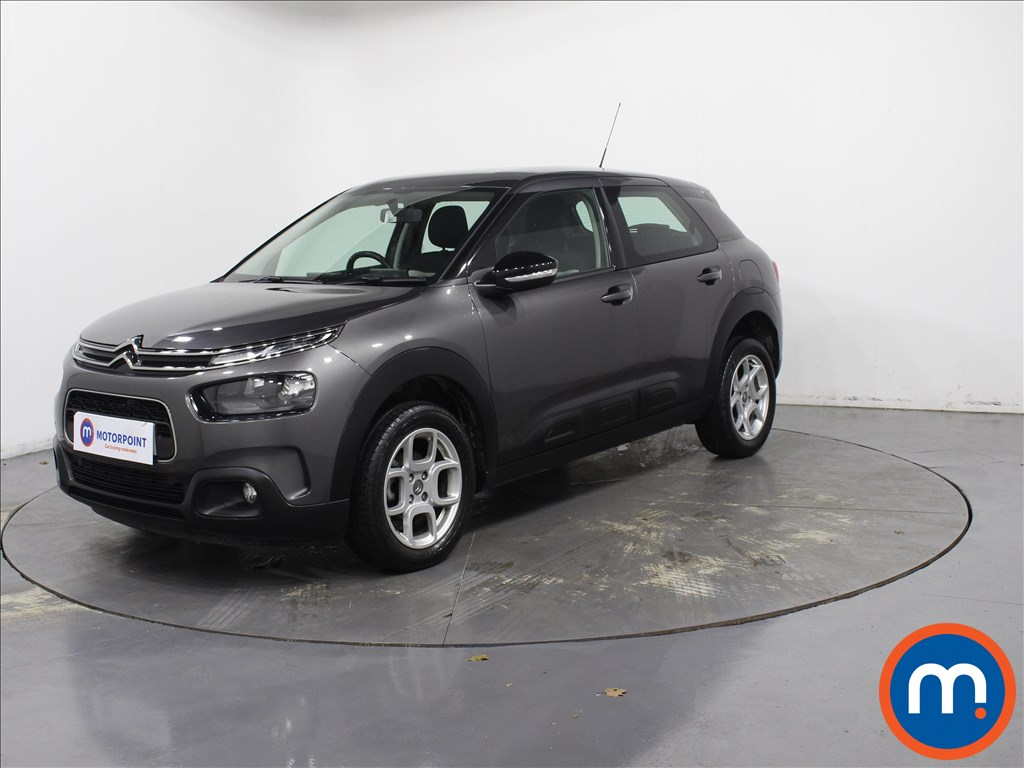 Citroen C4 Cactus Feel - Stock Number 1085589 Passenger side front corner